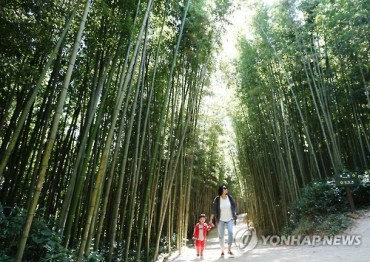 Already 500,000 Visitors to World Bamboo Fair in Damyang