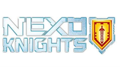 LEGO's new series, 'Nexo Knights'. (Image : Yonhap)