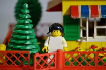 LEGO: 3D Printers of Imagination