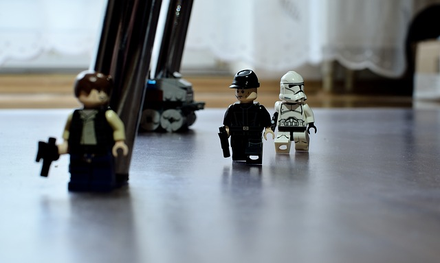 LEGO's 'Star Wars' series. (Image : tookapic / Pixabay)