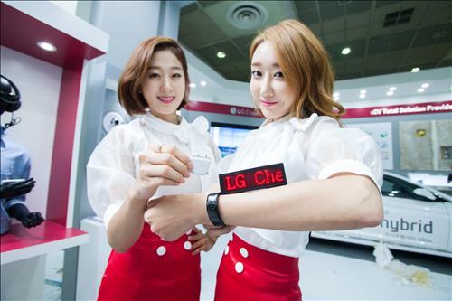 Samsung, LG Tap Battery Bbiz for Wearables