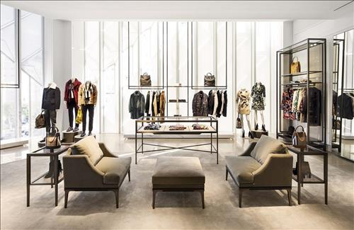 Burberry Enters Korea's High Fashion Mecca