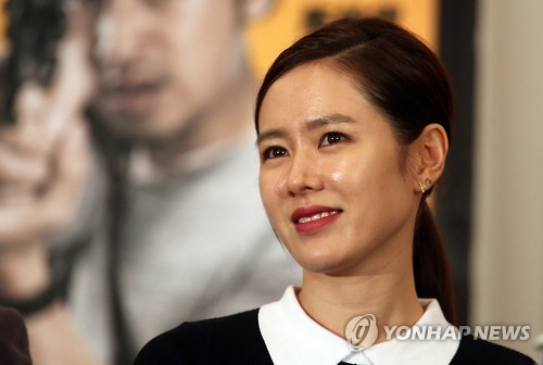Actress Son Ye-jin Makes Her Debut In Chinese Silver Screens