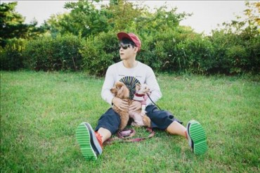Pets Are Family: Singer Lee Seung-Hwan Launches Campaign