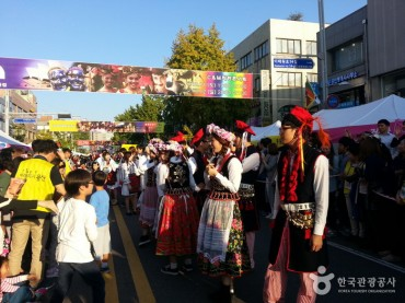 Itaewon Global Village Festival: A Celebration of Variety