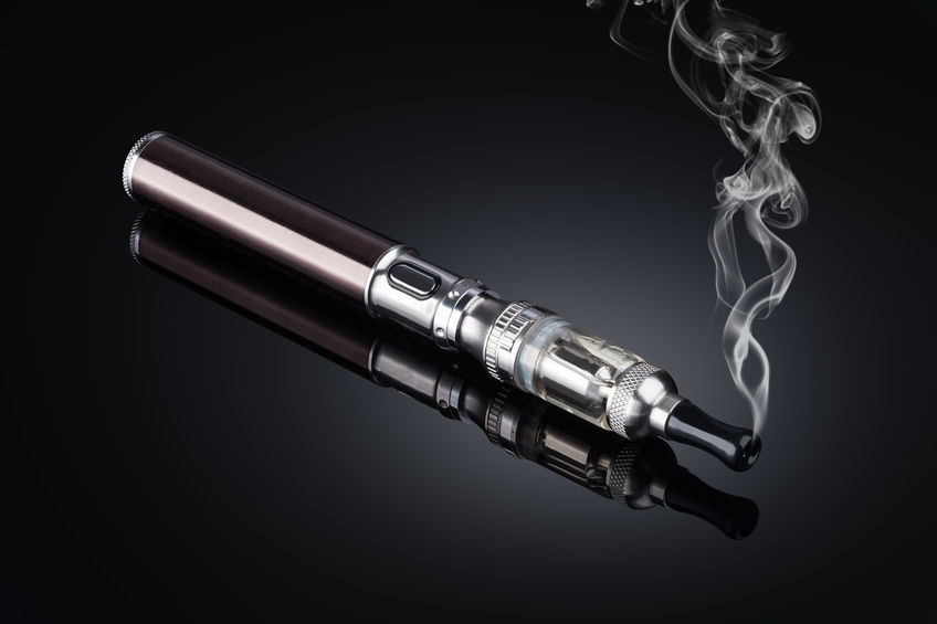 According to the Korean Intellectual Property Office, there were 381 patents related to vape pens issued over the past 10 years. (Image : Kobizmedia / Korea Bizwire)