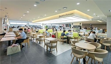 Service Areas and Terminals: New Gourmet Hot Spots