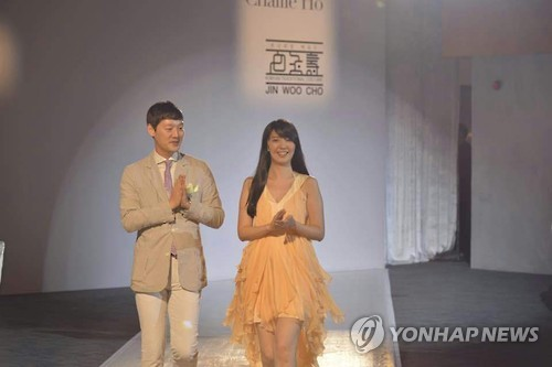 Designers Jo Jin-woo (left) and Charlie Ho (right).