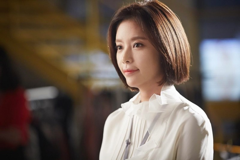 S. Korean Actress Hwang Jung-eum Gets Popular in China