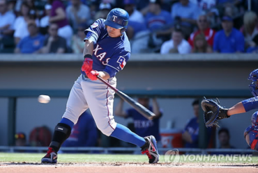 Choo Says the Texas Rangers Not Content with Reaching the Postseason