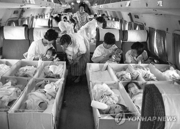 Holt International Children's Services, an international adoption agency, marks 60th anniversary of its foundation. (Image courtesy of Yonhap)