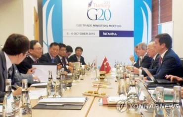 S. Korea Seeks to Reach More Free Trade Deals: Official