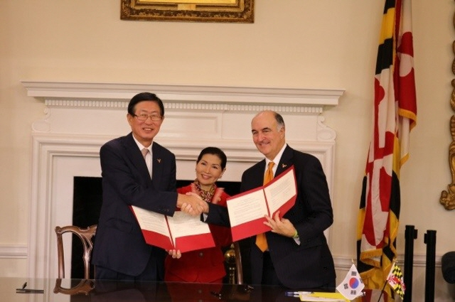 KEPCO, Maryland Agree to Cooperate on New Energy Sector