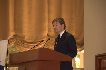 Seoul Awards Honorary Citizenship to Berggruen and 16 Others