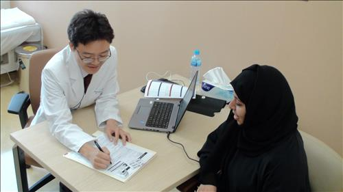 Employees of ADNOC, the largest oil company operated by the United Arab Emirates (UAE), as well as their families, will now be able to receive medical treatment at Korean hospitals. (Image : Yonhap)