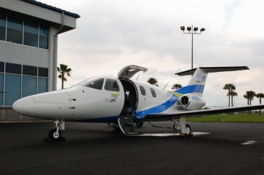 ONE Aviation™ Names Jinggong General Aviation Exclusive Chinese Distributor of the Eclipse™ Jet