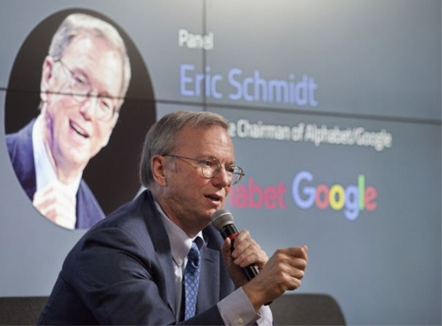 Google Chief Stresses Importance of Deregulation