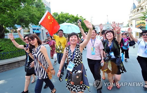 Chinese tourists are increasingly exploring destinations in Korea other than Seoul and Jeju. (Image : Yonhap)