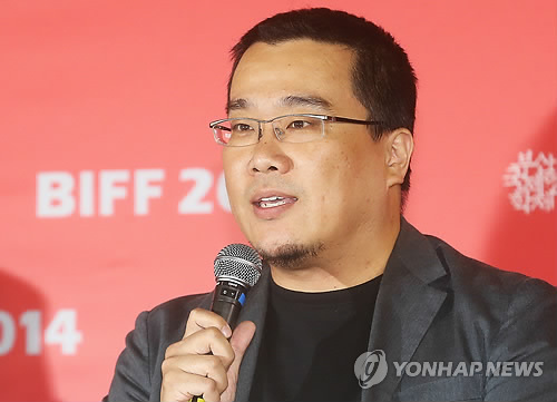South Korean director Bong Joon-ho. (Image : Yonhap)