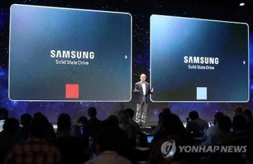 Samsung's SSD Global Market Share Hits 41 pct in 2015