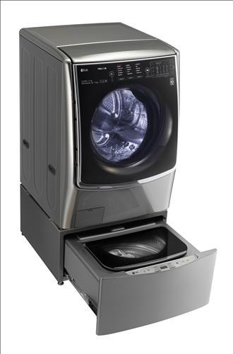 LG's two-drum washing machine Twin Wash, filed on Nov. 11, 2015. (Image : LG Electronics Inc.)