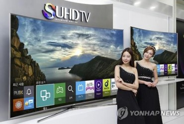 China Narrows Gap With S. Korea in Global TV Market
