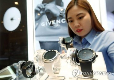 S. Korea to Invest 127 bln Won in Wearable Industry