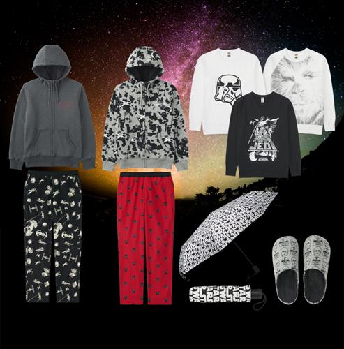 Apparel Industry Leads the Way as Star Wars Returns