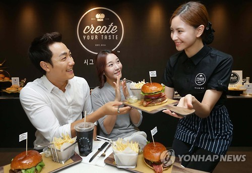Officials from McDonald's explained that they decided to launch the burger at a wider variety of stores to reflect increasing demand from consumers who want to enjoy their burgers in new ways. (Image : Yonhap)