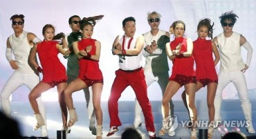 Psy to Offer Sneak Preview of New Album in Live Broadcast