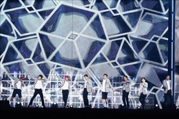 EXO Becomes Best-Selling S. Korean Debut Act in Japan