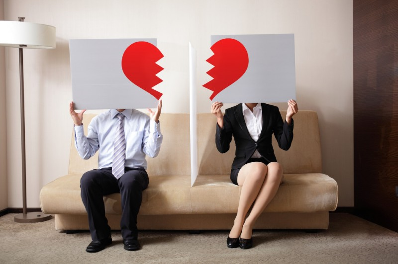 More than Half of Divorced Couples Are Without Children