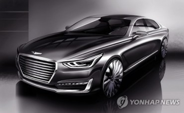 Even Batmobile Envious as Genesis 'EQ900′ Revealed