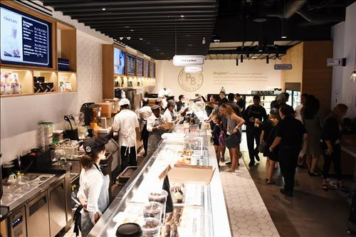 First in the Biz: Paris Baguette Opens Las Vegas Store
