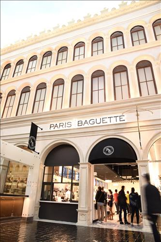 SPC Group announced that it has opened a Paris Baguette store in Las Vegas, which is a first in the Korean confectionery and bakery industry. (Image : SPC group)