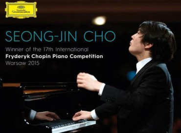 Pianist Cho Seong-jin's Chopin Album Sells Out in Days