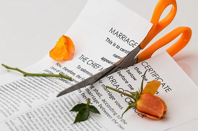 Court rules in favor of unfaithful spouse's divorce suit (Image courtesy of Pixabay)
