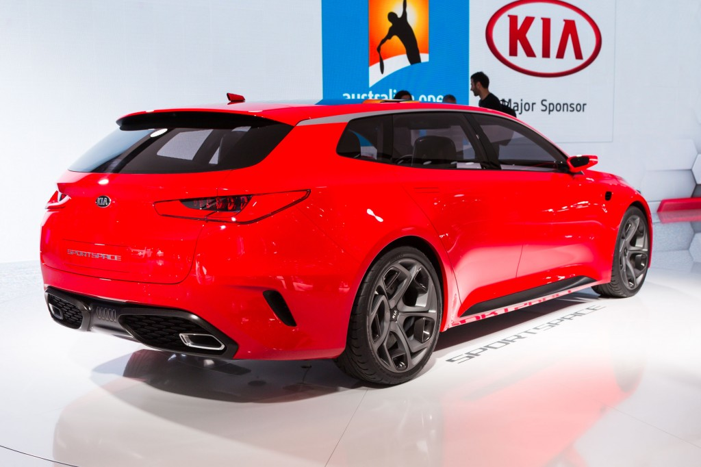 Currently, Kia sells its Forte compact sedans, and its Sportage and Sorento SUVs in Mexico. (Image credit: Kobiz Media/ Korea Bizwire)