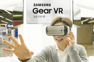 Samsung's VR Device Sold Out in One Day