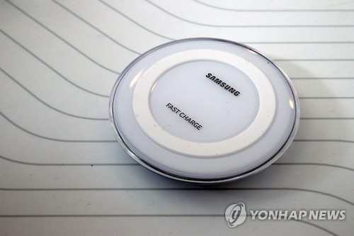 Research related to 'wireless charging' is active among IT giants such as Samsung and Apple. (Image : Yonhap)