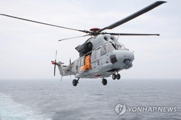 KAI Completes Development of Marine Variant of Surion Chopper
