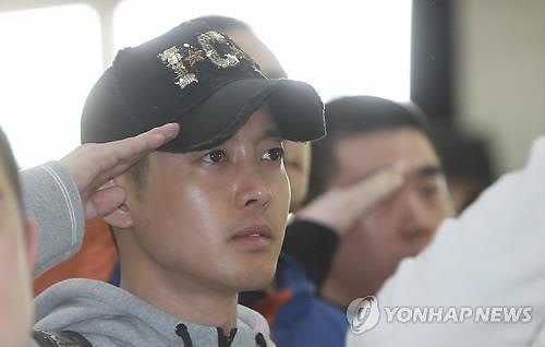 South Korean actor and singer Kim Hyun-joong. (Image : Yonhap)