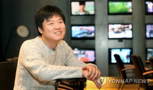 South Korean variety show producer Na Young-seok. (Image : Yonhap)