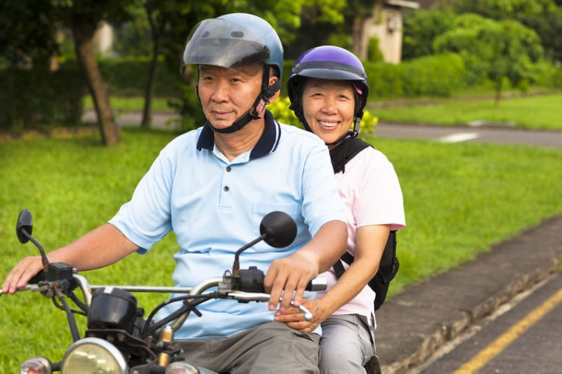'Active Seniors' Rise to be a New Consumer Group