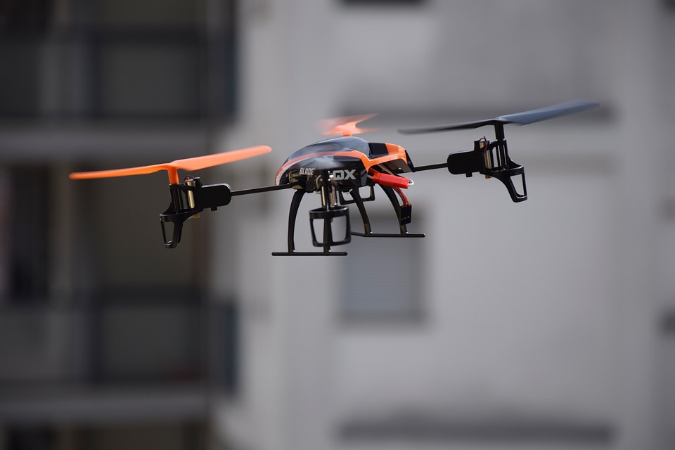The local government of Jeonju has designated an airway for drones, and announced that it will concentrate on fostering businesses related to drones. (Image : Yonhap)