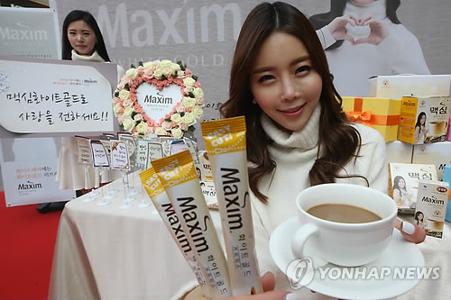 Instant Coffee Losing Market Share in S. Korea