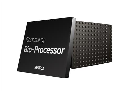 Samsung Electronics Co.'s bioprocessor, S3FBP5A (Image : Samsung Electronics)
