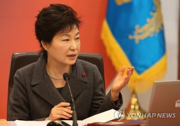 Park Renews Calls for Passage of Anti-Terrorism bill