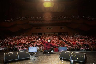Park Seo-jun Draws Thousands to First Fan Meeting