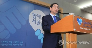 Seoul Mayor Proposes Discussing His Welfare Plan